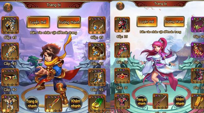 Game thủ Mộng Kiếm 2 được chiêm ngưỡng những màn tỉ thí võ công của các cao thủ trong kiếm hiệp Kim Dung