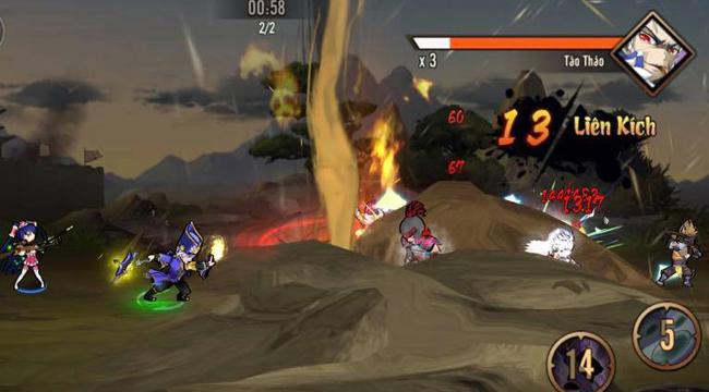 Bá Đạo 3Q sở hữu lối chơi ARPG máu lửa mang đến nhiều bất ngờ thú vị