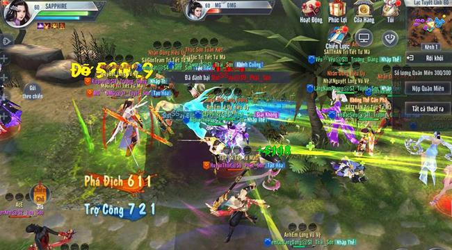 Game thủ Đại Đường Võ Lâm VNG ngóng trông ngày ra mắt bản Big Update Tân Sinh Kiếm Hiệp
