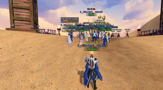 360Mobi Kiếm Khách VNG sẽ khiến người chơi cảm nhận rõ bầu không khí Võ Lâm tranh bá