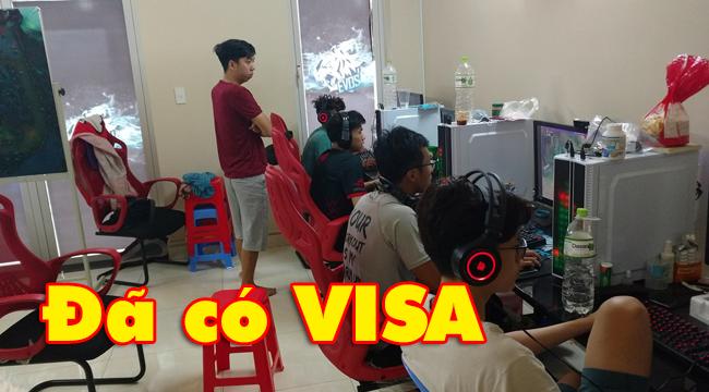 TIN VUI LMHT: Toàn bộ thành viên của đội tuyển EVOS Esports đã có VISA để thi đấu tại MSI 2018