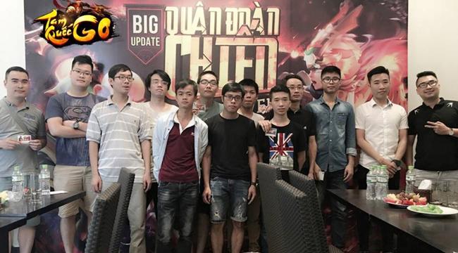 Tam Quốc GO khẳng định vị thế game chiến thuật số 1 trong làng game mobile Việt
