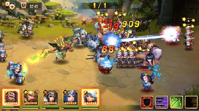 Dẹp hết mấy game chiến thuật cũ đi, Tam Quốc GO chơi mới phê nè!