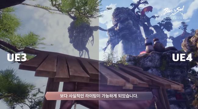 Blade and Soul chuẩn bị được nâng cấp đồ họa lên Unreal Engine 4