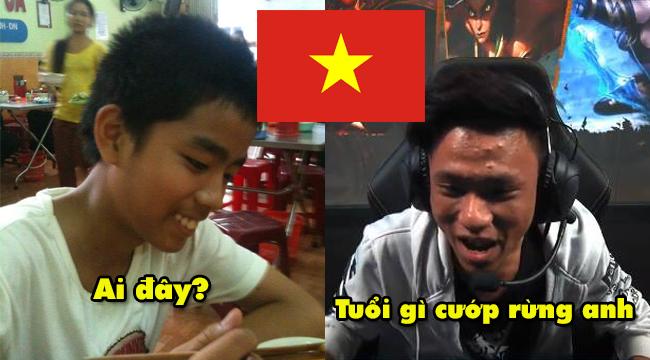 """Cộng đồng LMHT thế giới: """"Thề luôn là nội tại ẩn của người Việt Nam là không thể thua trong rừng được"""""""