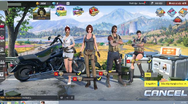 Rules of Survival cập nhật hệ thống tìm trận mới, game thủ rank cao sẽ ít gặp hack hơn