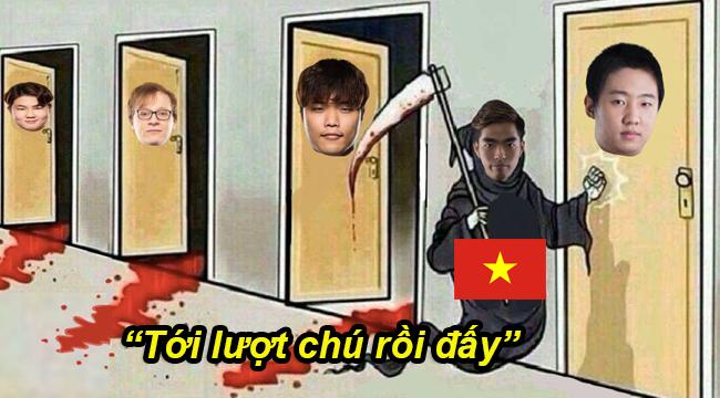"""LMHT: Cộng đồng mạng Hàn Quốc mong chờ """"Stark Đại Đế"""" solo-kill Khan ở đường trên"""