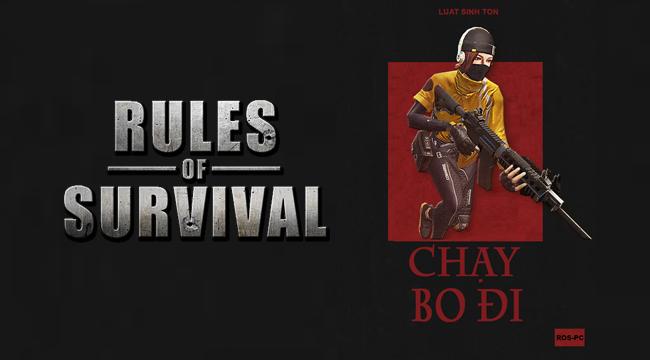 """""""Chạy ngay đi"""" khi gặp những tình huống này trong Rules of Survival"""