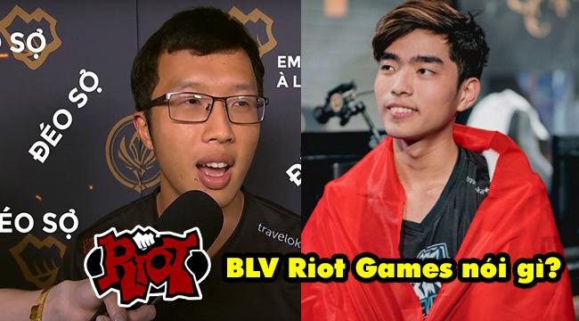 LMHT: Xem các BLV hàng đầu của Riot Games nói gì về chiến thắng của EVOS Esports