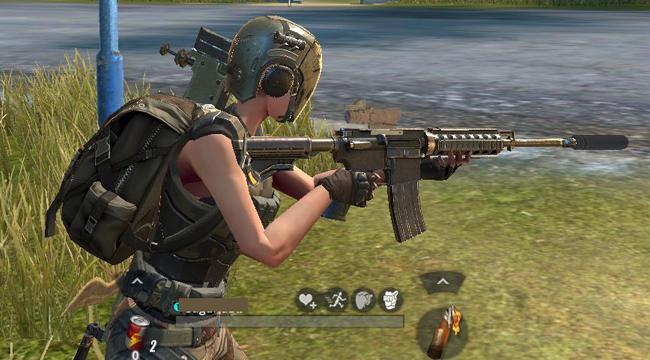 Rules of Survival : Lựa chọn vũ khí phù hợp với tình huống