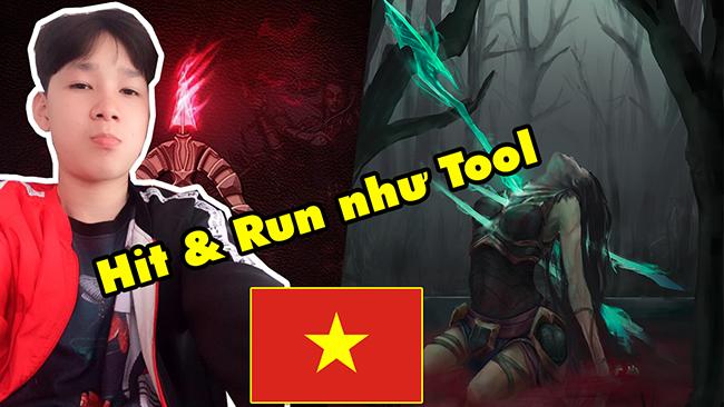 Liên Minh Huyền Thoại: Thanh niên 2k Việt Nam cầm AD hit & run như Tool, tướng nào cũng chiến được