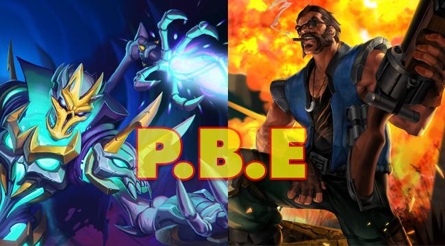 LMHT phiên bản 8.11: Riot Games tiếp tục chỉnh sửa hàng loạt tướng, Buff trang bị Phù Phép Thần Vọng