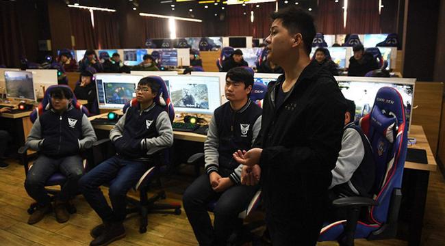 Bên trong một ngôi trường dạy Thể thao điện tử (Esports) tại Trung Quốc với học phí 45 triệu/ 1 năm