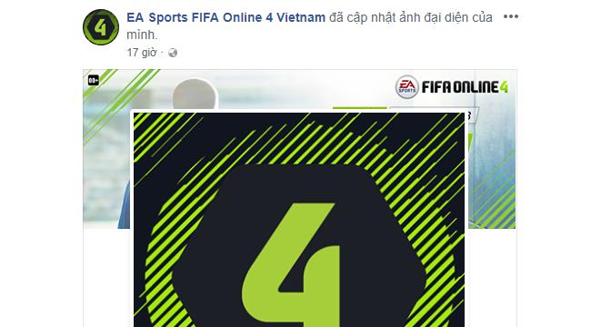 """Fanpage Fifa Online 3 chính thức đổi tên thành Fifa Online 4, """"bom tấn"""" chuẩn bị nổ ở Việt Nam"""