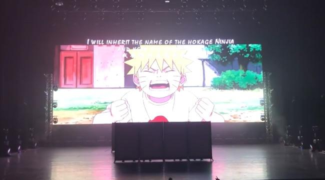 Bất cứ fan Naruto nào cũng phải nổi da gà khi theo dõi bài nhảy này