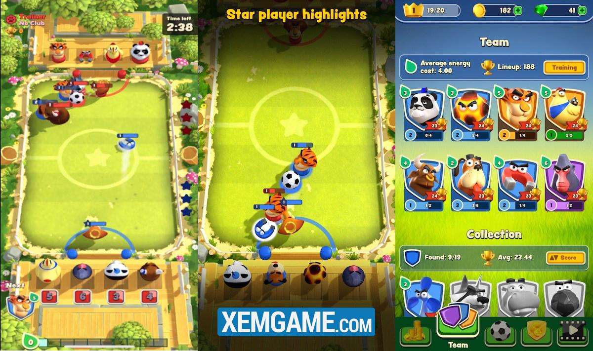 Rumble Stars Soccer