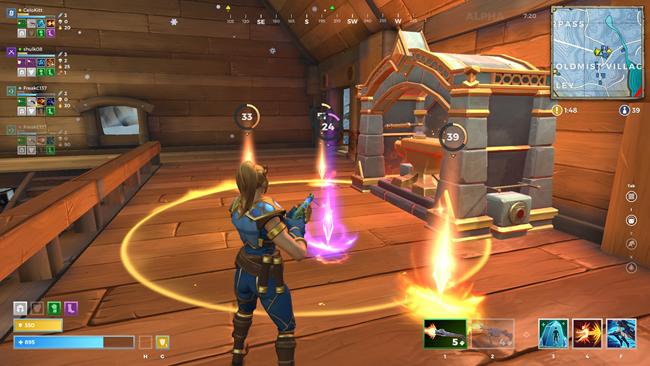 Realm Royale – mode chơi sinh tồn của MOBA Paladins chính thức ra mắt