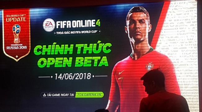Đúng một tuần nữa game thủ Việt Nam có thể CHÍNH THỨC trải nghiệm Fifa Online 4