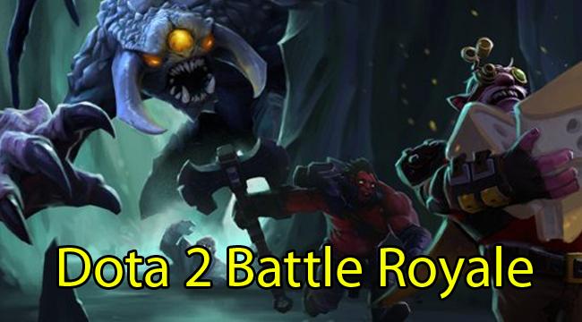 Cách chơi Underhollow – chế độ Battle Royale vừa cập nhật của DotA 2