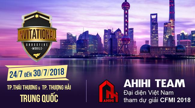 CFMI Thượng Hải: Ahihi đổi mới thế nào để chuẩn bị đấu trường CrossFire Legends quốc tế