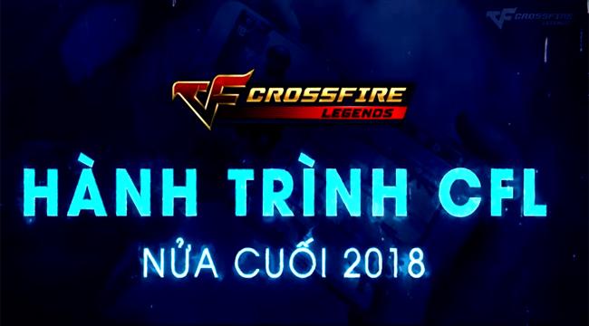 VNG đầu tư tiền tỉ cho hàng loạt giải đấu Crossfire Legends 6 tháng cuối năm