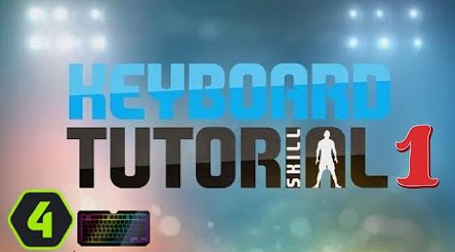 """Hướng dẫn 5 kỹ năng giúp bạn """"làm màu"""" với bàn phím khi chơi Fifa Online 4"""