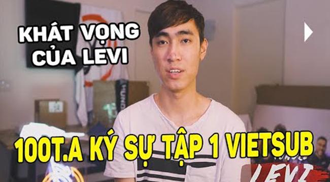 """100 Thieves Academy tung video mới: """"Levi và những thứ quý giá không thể đánh mất – Tập 1"""""""