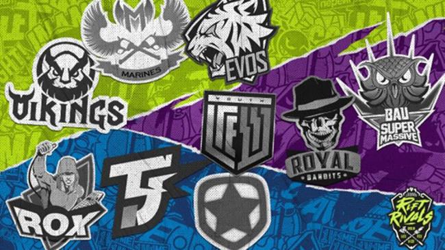 LMHT: Thể thức thi đấu của giải Rift Rivals sắp diễn ra – khu vực VCS x LCL x TCL