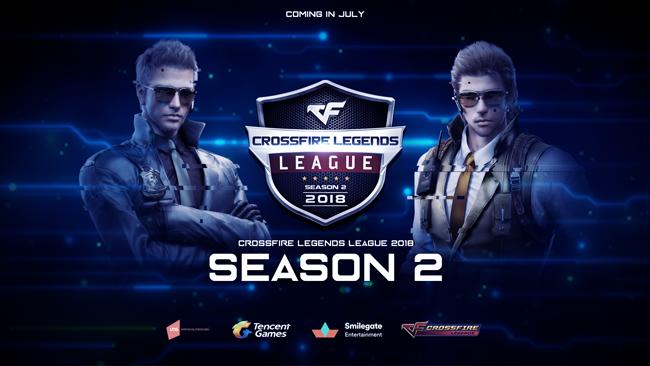 CF2L mùa 2 2018: Xạ thủ khắp nơi nô nức lập team và đăng ký tham gia