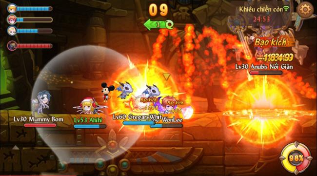 """GunPow mở sự kiện cho phép game thủ nhận về vật phẩm """"siêu khủng"""""""
