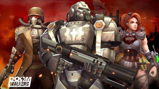 Doomwalkers : Game xây dựng và quản lý thành phố phiên bản hậu tận thế