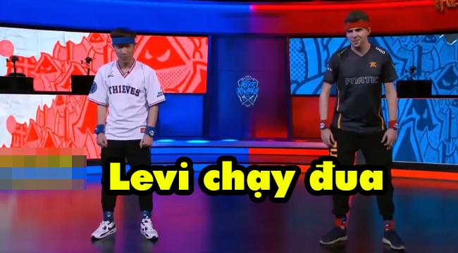 Liên Minh Huyền Thoại: Levi thi chạy đua với FNC Bwipo trước khán giả Bắc Mỹ