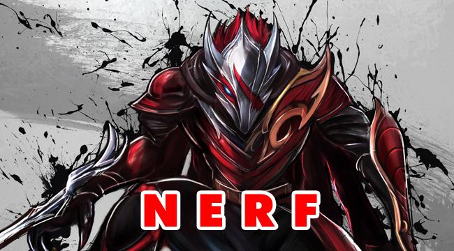 Liên Minh Huyền Thoại: Riot Games nerf mạnh Zoe và Talon trong phiên bản 8.14