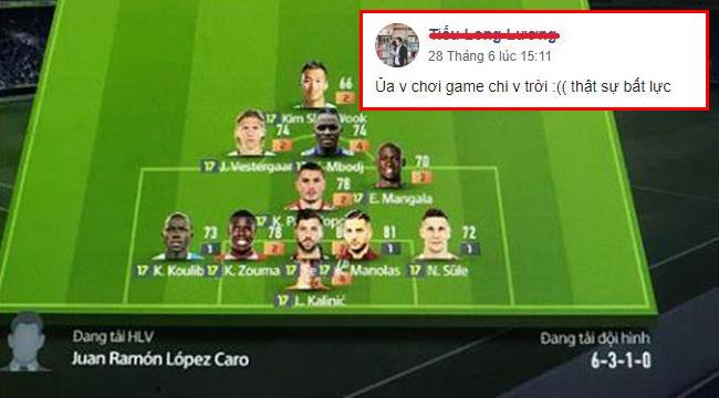 Những chiến thuật đang gây ức chế nhất trong cộng đồng FIFA Online 4 Việt Nam