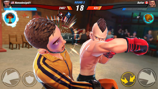 Trở thành ngôi sao đấm bốc trong tựa game mới toanh – Boxing Star