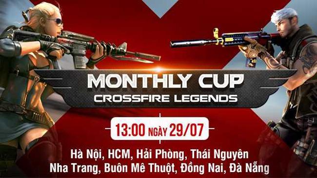 Cuối tuần sôi động với Monthly Cup do 8 Club CFL trên cả nước đồng loạt tổ chức