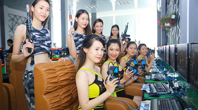 Game thủ Nha Trang đón nhận tin vui với hệ thống phòng máy siêu khủng ERA Gaming ra mắt