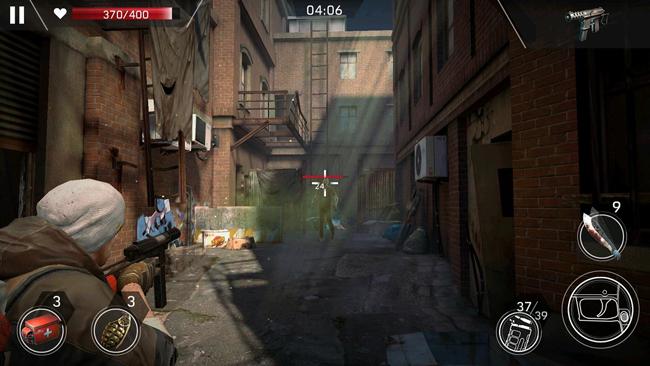 """Left to Survive – game bắn súng sinh tồn zombie với đồ họa cực """"nét"""""""