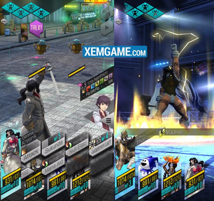 Shin Megami Tensei Liberation Dx2   XEMGAME.COM