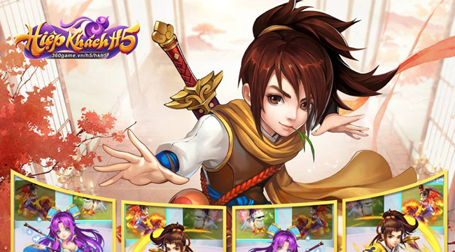 XemGame tặng 1000 giftcode game Hiệp Khách H5
