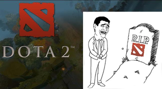 """Dota 2 dần trở thành """"dead game"""" là do giải đấu The International?"""