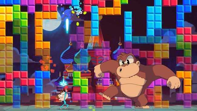 Juanito Arcade Mayhem – game đi cảnh cực kì đẹp mắt miễn phí trên mobile