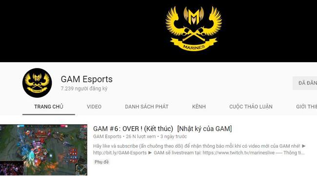 """Liên Minh Huyền Thoại: Bộ phim tiếp theo của GAM Esports sẽ là """"GAM Over"""""""