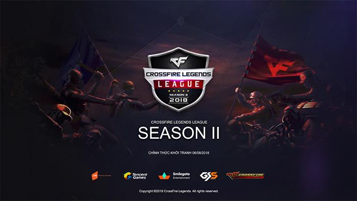 CF2L mùa 2 2018: Vòng loại 2 trở lại càng khốc liệt hơn
