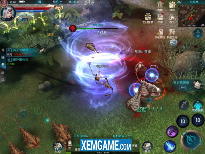 MU Strongest VNG | XEMGAME.COM