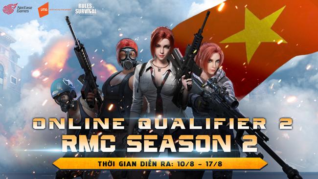 ROS Mobile Qualifier 2: Cuộc chiến sinh tồn không khoan nhượng