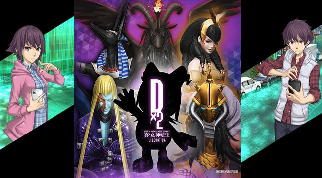Trải nghiệm Shin Megami Tensei Liberation Dx2 – game chiến thuật nhập vai có chiều sâu