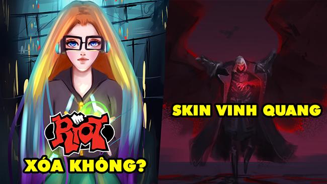 Update LMHT: Riot Games trả lời về 50.000 chữ ký xóa Zoe – Hé lộ trang phục Vinh Quang 2018