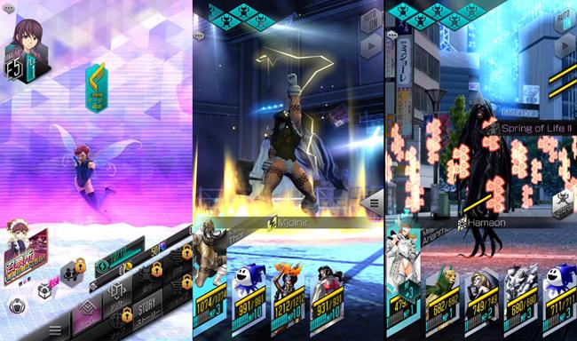 Bồi dưỡng đội hình Demon là chìa khóa chiến thắng trong Shin Megami Tensei Liberation Dx2