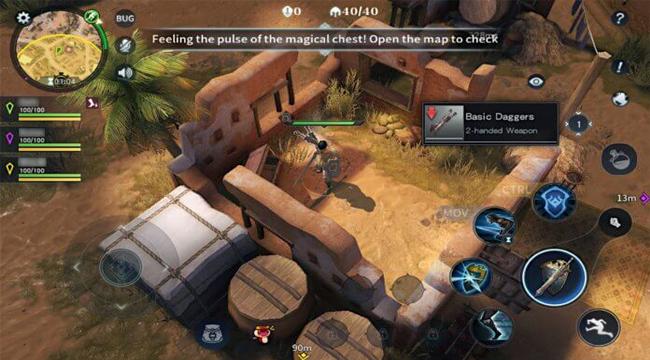 King Of Hunters – game sinh tồn phong cách kiếm hiệp đang được NetEase thử nghiệm thoải mái